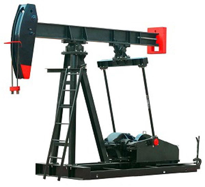 beam balanced pumping unit