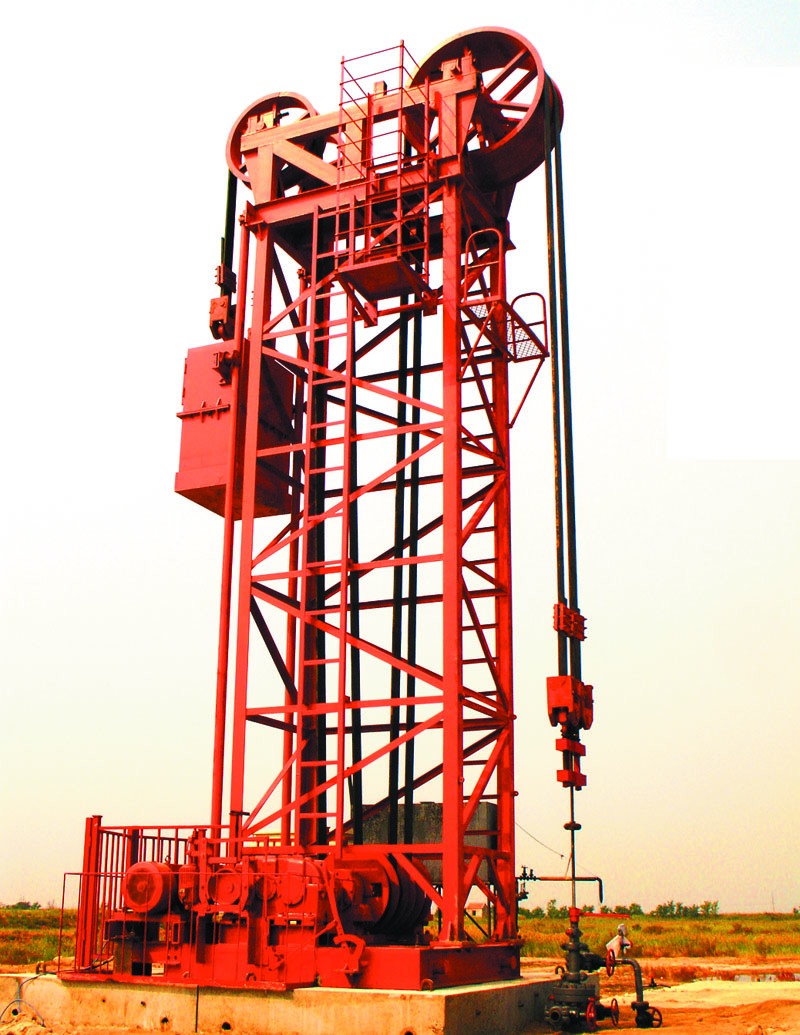non beam pumping unit