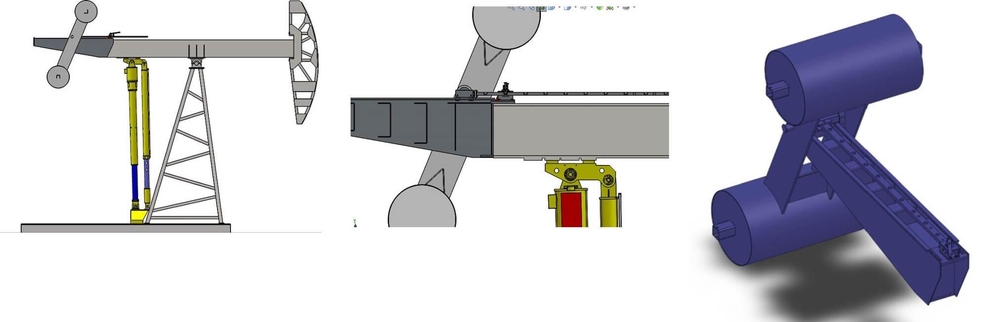 balance adjustment structure