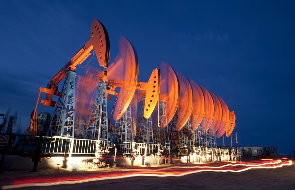 oil pump jack history