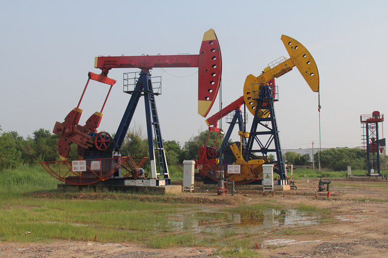 shengli oilfield oil pump jack