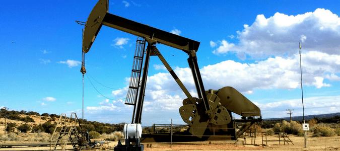 Oil Rig derrick